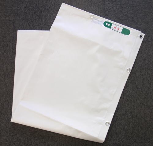 IM白防炎シート 5.4×7.2m(2枚)