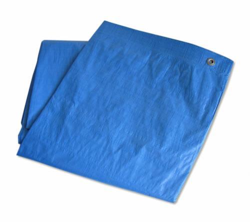 ブルーシート 中薄(#2000) 5.4x7.2m(5枚)