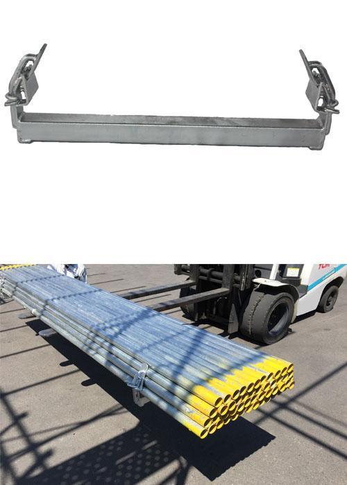 単管パレット 50本用 ドブメッキ(2本)