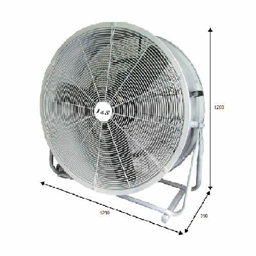 大型工場扇 ワイドファン JWF1000
