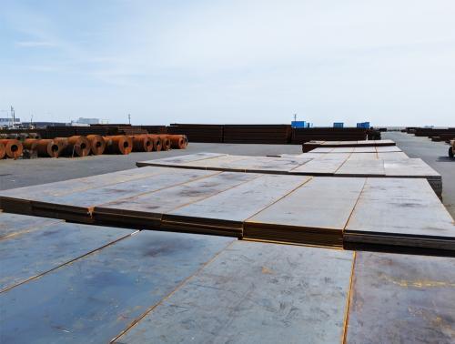 鉄板 規格 敷 JCA