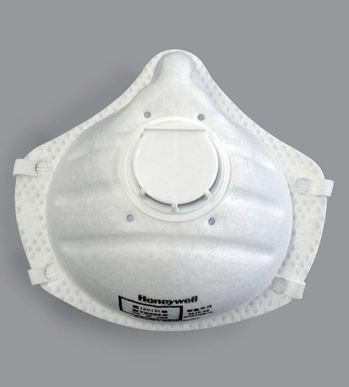 スーパーワン 使い捨て式防じんマスク ハルブつき DS2 1箱(20枚)