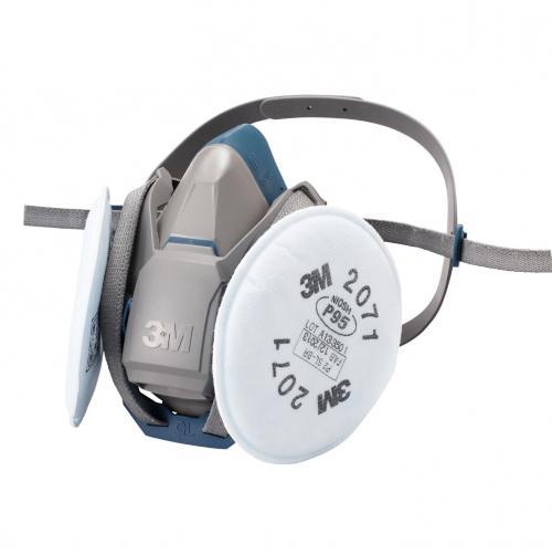 3M 取替式防じんマスク 6500QL/2071-RL2