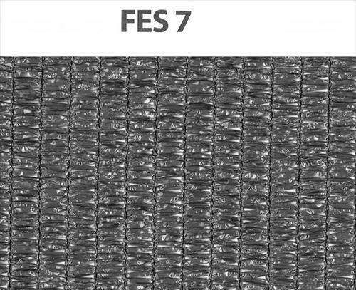 ワイドラッセル遮光ネットシルバー FES 7  2×50m